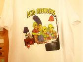 Acid Avengers Tee-Shirt photo
