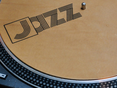 Leather JAZZ Slipmat // Limited Quantity main photo