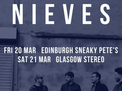 wrest supporting NIEVES - Stereo, Glasgow main photo