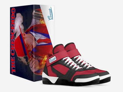 AJ Jordan Limited Edition Crescendowear Kicks Sneakers main photo
