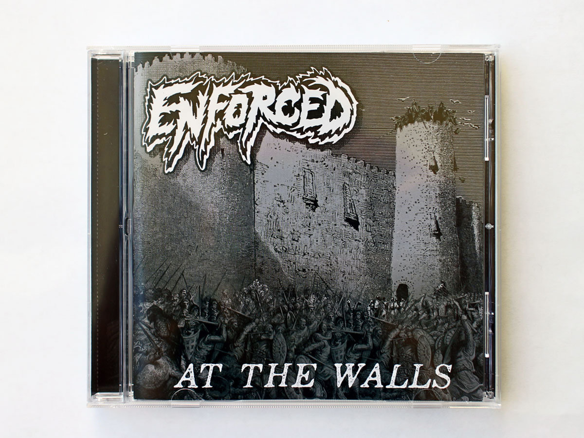 At The Walls | ENFORCED