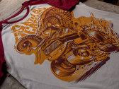 Weirdo Serpent Shirt photo