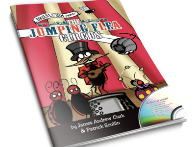 The Jumping Flea Circus Storybook + Compact Disc (CD) + Digital Album main photo