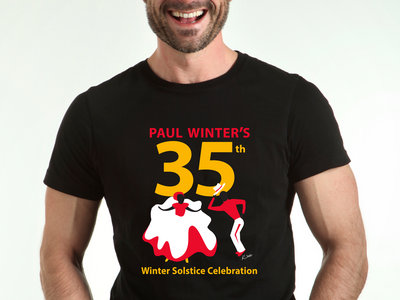 "35th annual 2014 Winter Solstice Celebration ""Bomba"" Shirt - Long Sleeve main photo"