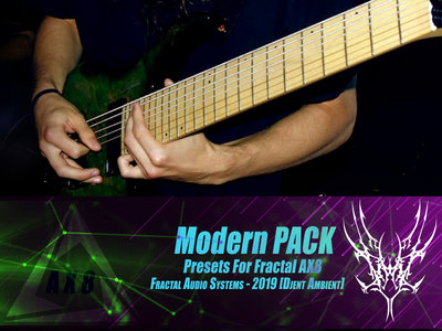 AX8 Modern Pack [DJENT/AMBIENT] main photo
