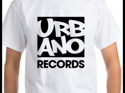 White Urbano Records T-Shirt main photo