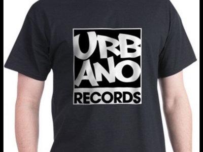 Black Urbano Records T-Shirt main photo
