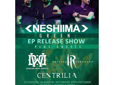 Neshiima - Green EP release show. main photo
