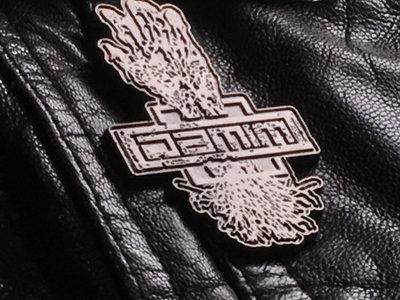 DAMIM hand logo pin main photo
