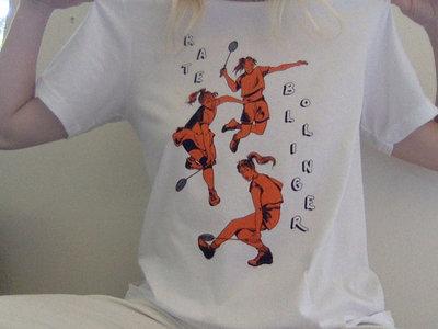 Badminton T-Shirt - White main photo