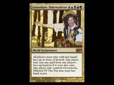 Lorororkuru Halarwynlirzae Trading Card main photo