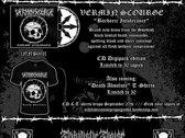 Vermin Scourge - Death Absolute T-Shirt photo