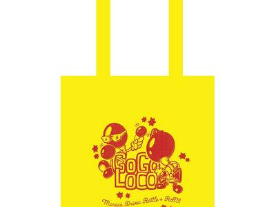 Yellow Tote Bag main photo