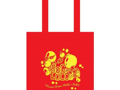 Red Tote Bag main photo