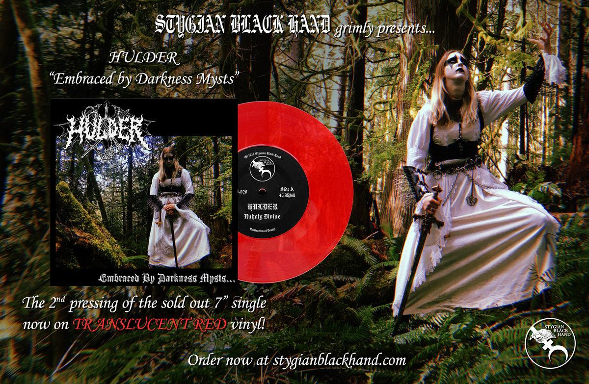 Afbeeldingsresultaat voor Embraced by Darkness Mysts  red vinyl