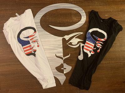 Unisex T-shirts with Flag Logo main photo