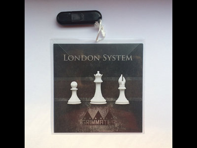 Grimmates - London System w/ bonus tracks (USB) main photo