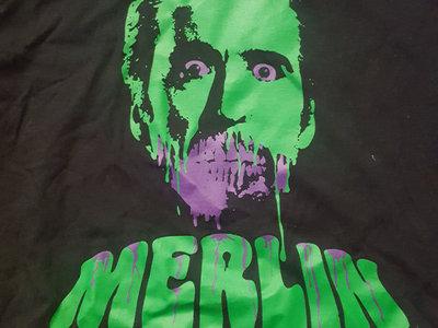 Christopher Lee T Shirt main photo