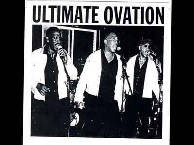 GIRL YOU'RE ALL I WANT / ITS THE WEEKEND - ULTIMATE OVATION main photo