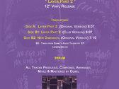 "Sacred Rhythm Music & Cosmic Arts Presents: Eqwel's "" Layer Part 2"" - 12"" Vinyl New Release photo"