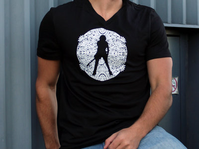 V Neck T-Shirt main photo