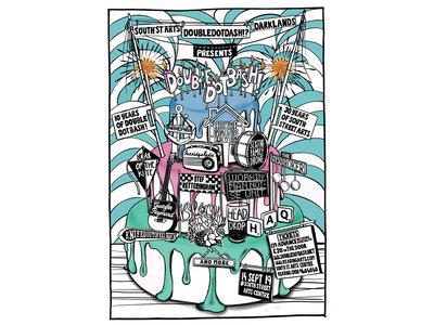 DOUBLEDOTBASH 2019 poster main photo