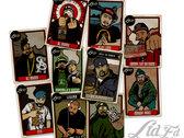 LTD ED Trading Cards designed by Laki420931 photo