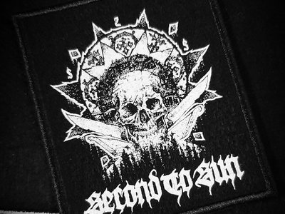 Second To Sun Logo Patch main photo