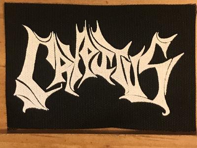 Crypitus Classic Logo Patch main photo