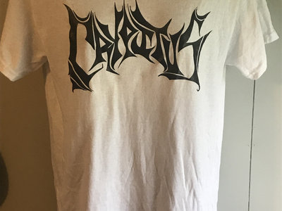 Classic Logo White T-Shirt main photo