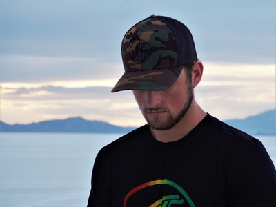OG Camo Trucker Snapback 30% OFF main photo