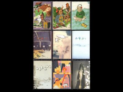 Nine Compilation Cassettes Bundle main photo
