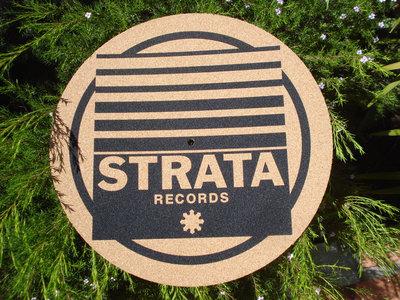 Cork Slipmats: Strata Records main photo