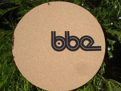 Cork Slipmats: BBE Logo main photo