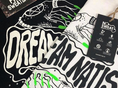 No Sweat Dream Nails T-shirt main photo