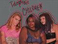 Telepathic Children image