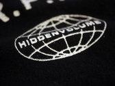 Hi-Vo Black 45 RPM T-shirt photo