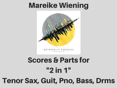 Mareike Wiening   2 in 1   Score & Parts (PDF) main photo