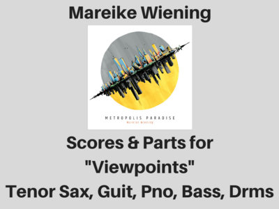 Mareike Wiening | Viewpoints | Score & Parts (PDF) main photo