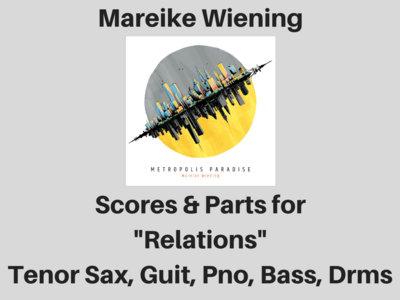 Mareike Wiening   Relations   Score & Parts (PDF) main photo