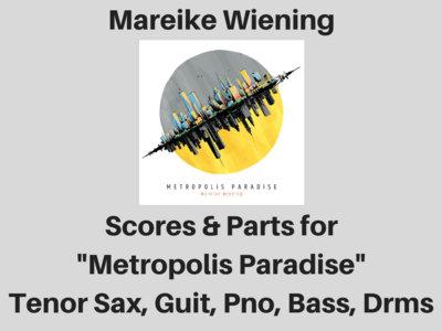 Mareike Wiening | Metropolis Paradise | Score & Parts (PDF) main photo
