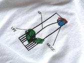 Mackintosh x Numbers (White Short Sleeve T-Shirt) photo