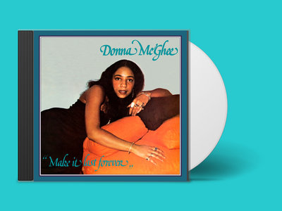 "Donna McGhee - ""Make It Last Forever"" - CD Edition main photo"