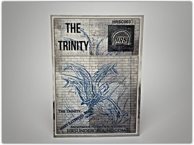 """The Trinity"" Collectible Card #3 (LIMITED EDITION) FREE Shipping World Wide main photo"