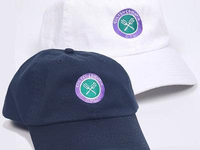 616 WIMBLEDUN STEP DAD CAP (WHITE OR NAVY) main photo