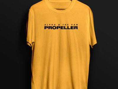 PROPELLER Yellow T-Shirt main photo