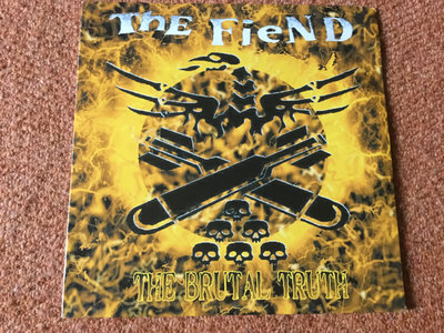 The Fiend - The Brutal Truth LP main photo