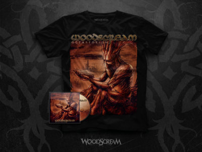 Octastorium – T-shirt + CD in jewel case + digital album main photo