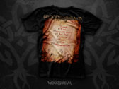 Octastorium – T-shirt + CD in jewel case + digital album photo
