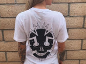 """Blaze the Thunder Skull Logo T-Shirt"" photo"